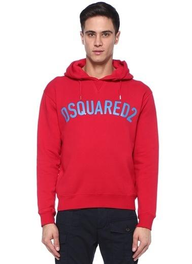 Dsquared2 Sweatshirt Kırmızı